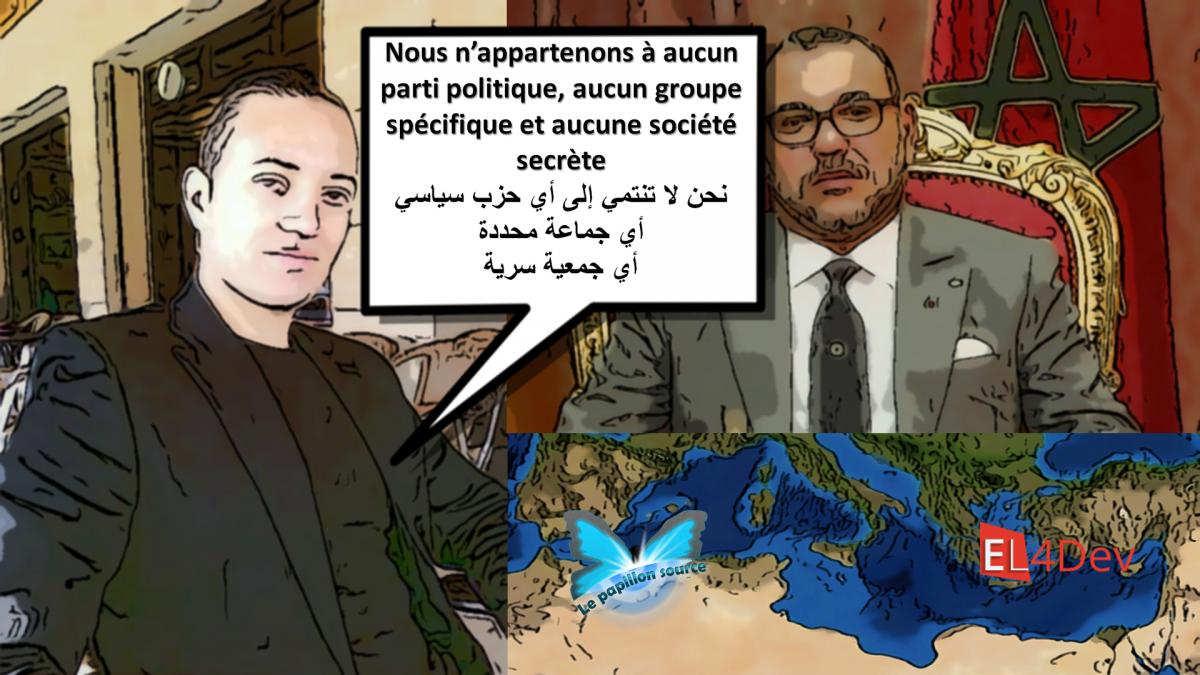 26 paul elvere valerien delsart le papillon source mediterranee el4dev message pour mohammed vi maroc resultat